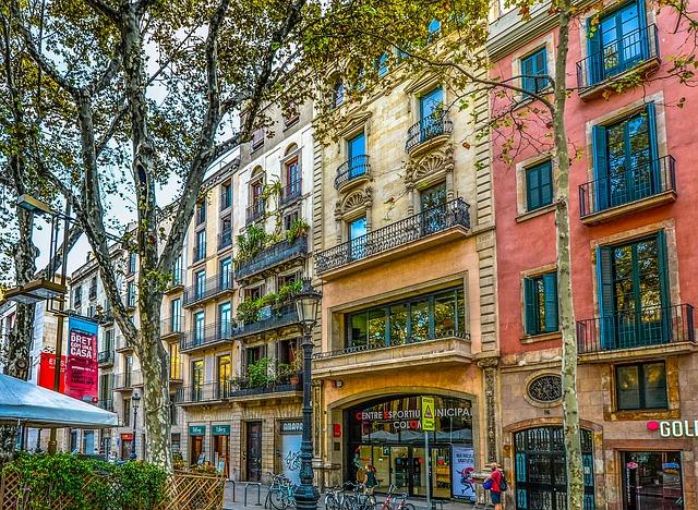 Barcelona, ciudad potencia en el alquiler turístico