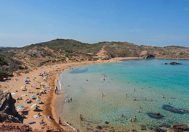 Vacaciones en Menorca, el paraíso perfecto para disfrutar durante primavera