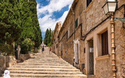 Pollensa, ¡el pueblo costero de Mallorca más allá de sus playas!