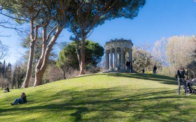 Parque de El Capricho, ¡una de las zonas verdes más bonitas de Madrid!
