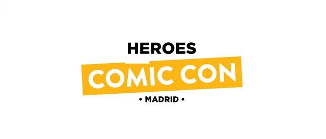 Heroes Comic Con Madrid 2019, ¡tu nueva cita friki antes de que termine el año!