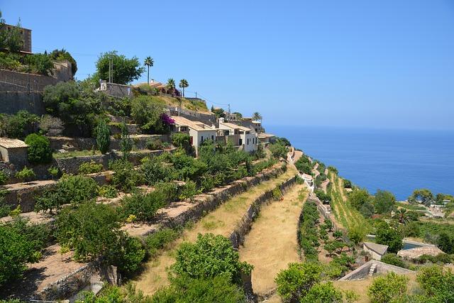 Banyalbufar, ¡un pequeño paseo por las montañas de la isla de Mallorca!