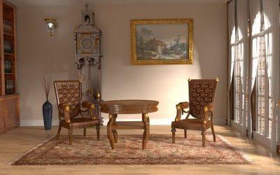 Muebles baratos en una casa vacacional, ¿realmente tengo posibilidades?