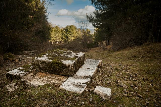 Rutas digitalizadas de Atarjeas de Moralzarzal