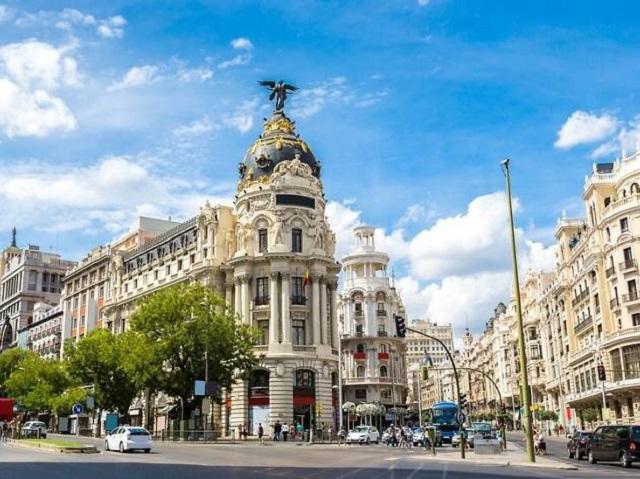 Gran Vía de Madrid, planes virtuales de cultura