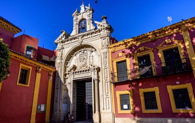 Parroquia de San Lorenzo, segunda parada de la ruta de Bécquer