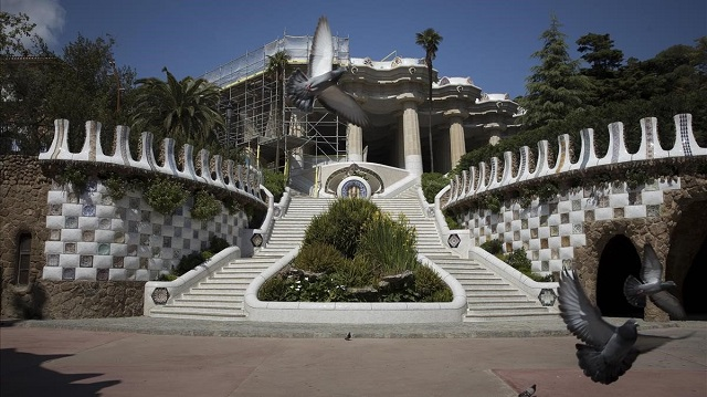 Un verano turístico en Barcelona sin turistas