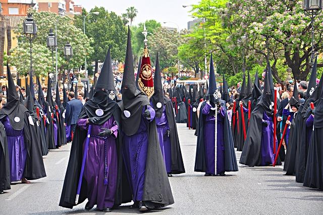Semana Santa de Sevilla, ¡diez curiosidades para aprender en cuarentena!