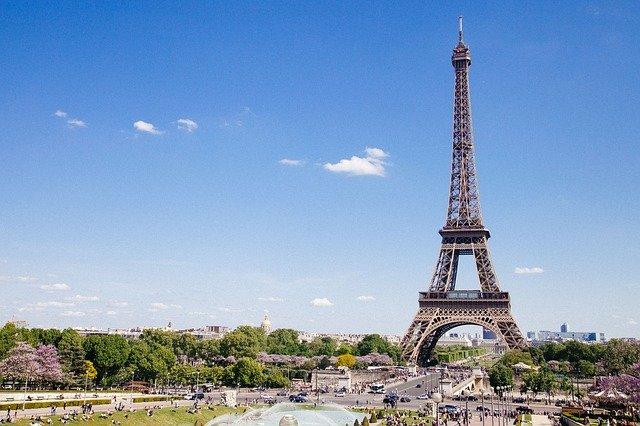 París, una de las ciudades de Europa para románticos