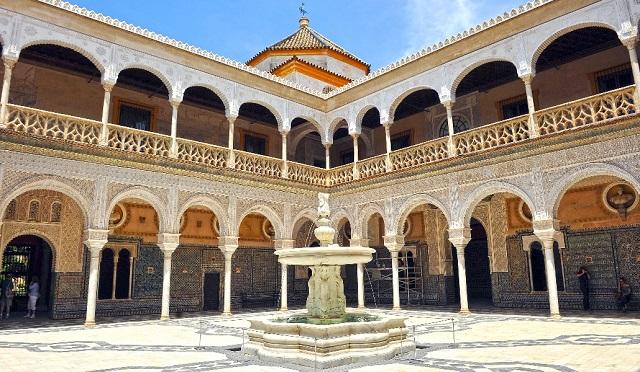 Casa de Pilatos en Sevilla, un paseo por la arquitectura civil del siglo XVI