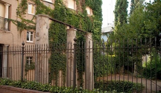 Calle Mármoles de Sevilla, los últimos vestigios del Imperio Romano