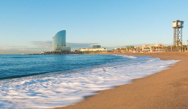 Infoplatges, ¡una app que te informa de la ocupación de las playas de Barcelona!