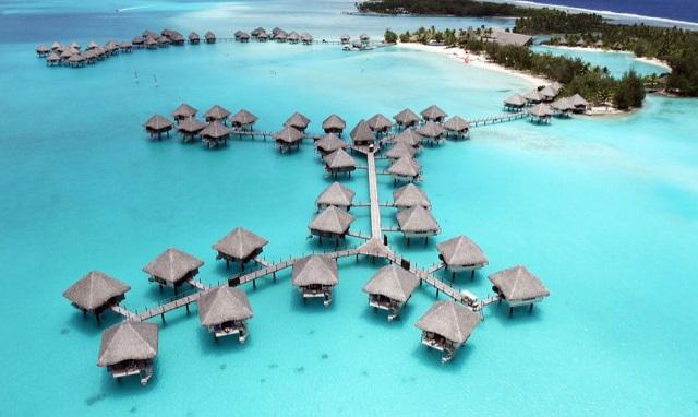 Bora Bora sigue siendo una de las mejores playas del mundo