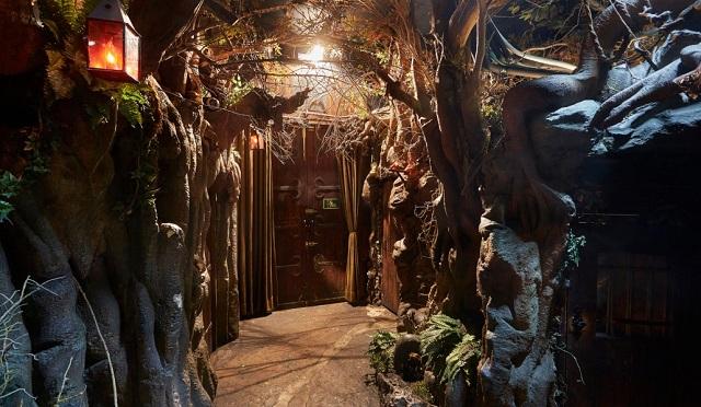 Bosc de les Fades, el famoso local de Barcelona vuelve a abrir sus puertas