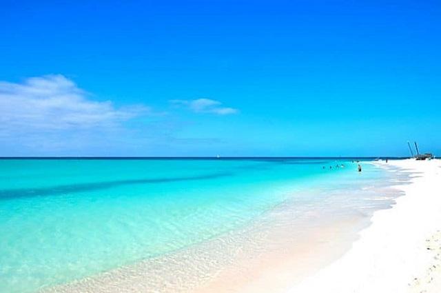 Cayo Largo tiene algunas de las mejores playas del mundo