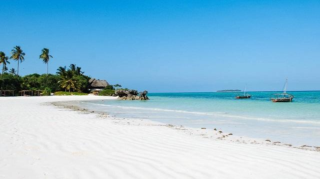 Matemwe es una de las mejores playas del mundo