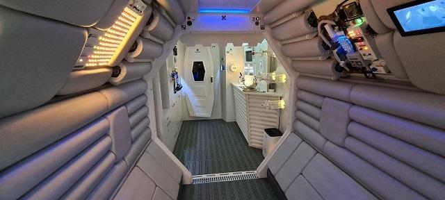 Museo Alien, un espacio único en Barcelona donde sentirnos como Ripley