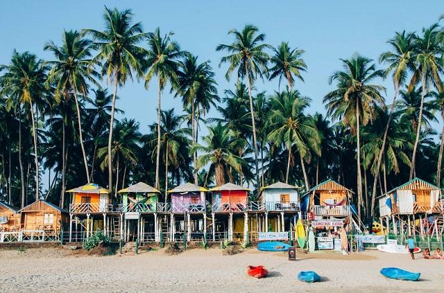 Palolem es una de las playas del mundo con más encanto