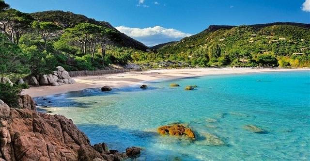 Palombaggia es una de las mejores playas del mundo