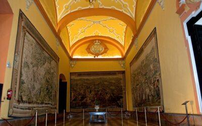 Salón de los Tapices del Real Alcázar, ¡ya podemos hacer la visita completa!