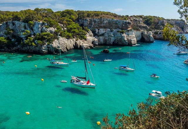 Menorca tiene algunas de las mejores playas del mundo