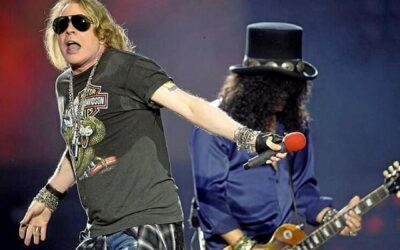 Guns N Roses en Sevilla 2021, ¡ya tenemos nueva fecha para el concierto!