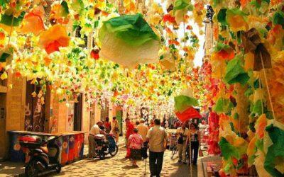 Barrio de Gracia, un distrito de Barcelona con mucho más que el parque Güell