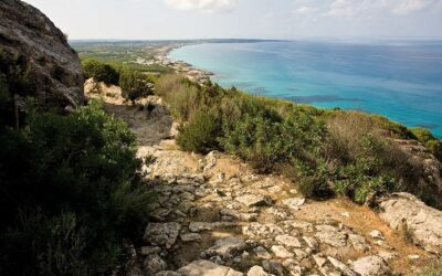 Camino Romano de Formentera, un recorrido salvaje para hacer en invierno