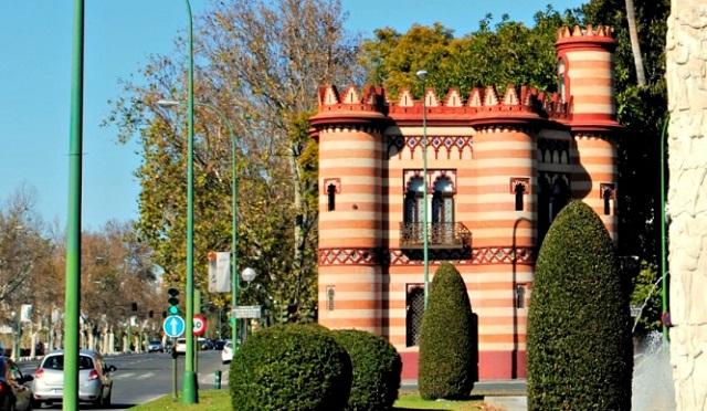 El Costureo de la Reina de Sevilla, tras las leyenda de María de las Mercedes