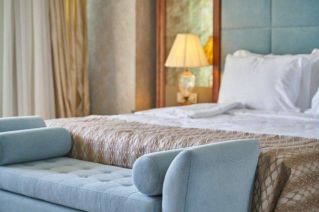 Noches de hotel desplomadas, las reservas cayeron hasta en un 73.3% el pasado 2020