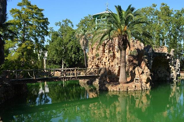 Parque Samá de Cambrils, un jardín con memoria a solo hora y media de Barcelona