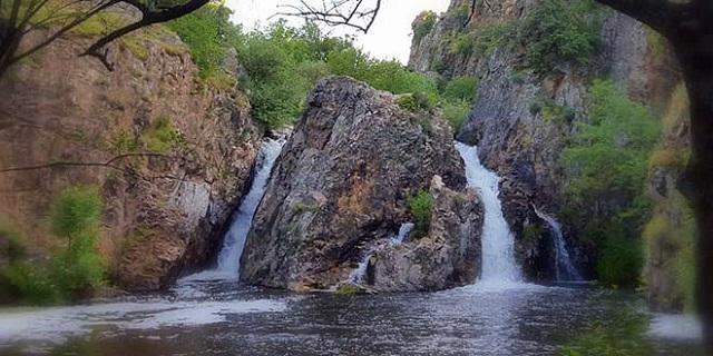Cascada del Hervidero, un manantial único en la Comunidad de Madrid