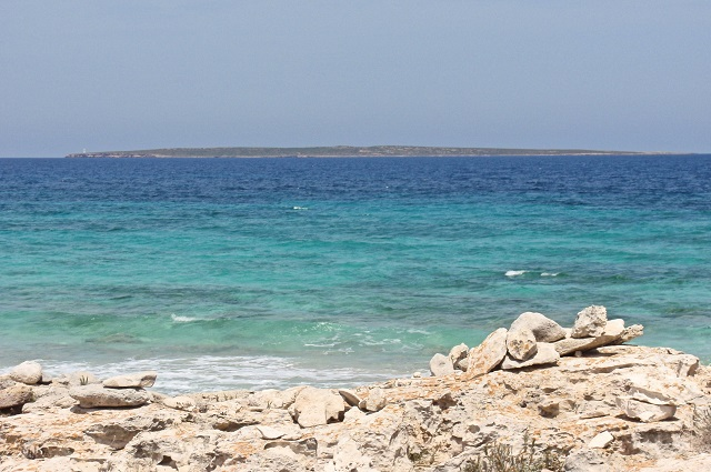 Espardell, el islote de Formentera en el que jamás podremos desembarcar