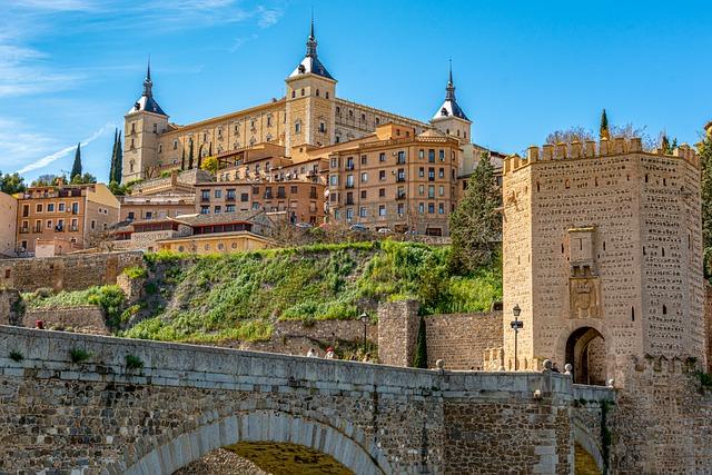 Toledo, una ciudad de leyenda que nos habla de la Historia de España