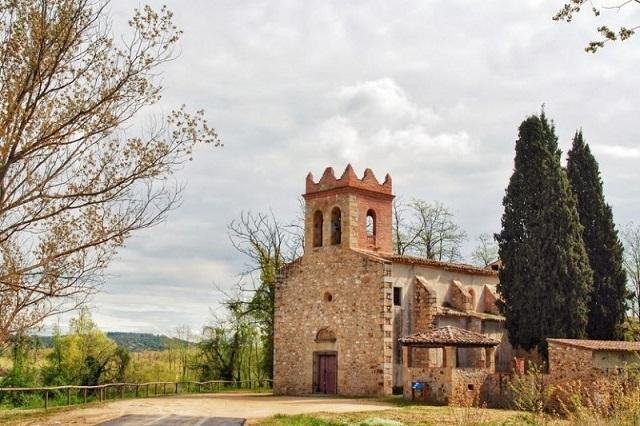 Fogars de la Selva, un municipio rural de Barcelona entre bosques e iglesias