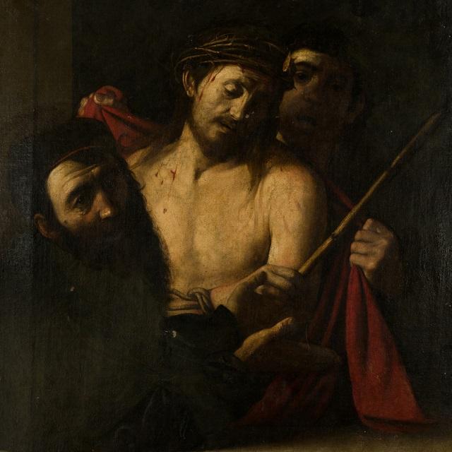Lienzo de Caravaggio en Madrid, una obra perdida del artista que casi termina en subasta