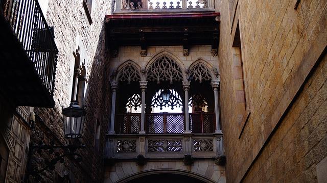 Barrio gótico, un paseo por la zona más antigua de Barcelona